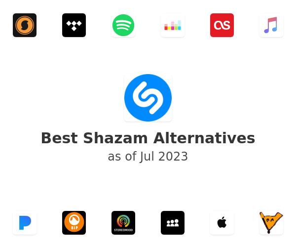 Best Shazam Alternatives