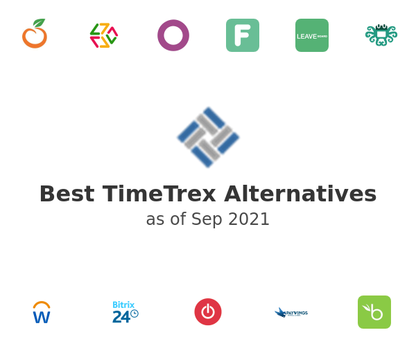Best TimeTrex Alternatives