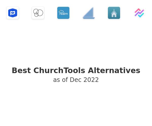 Best ChurchTools Alternatives
