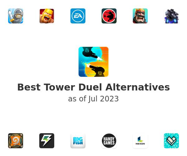 Best Tower Duel Alternatives