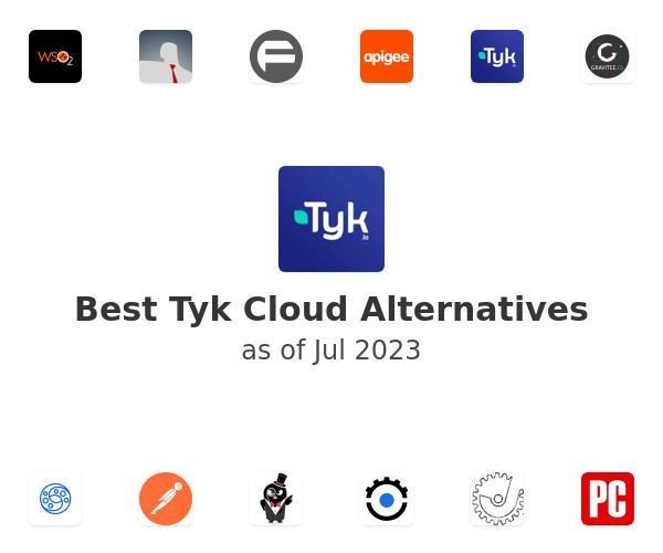 Best Tyk Cloud Alternatives