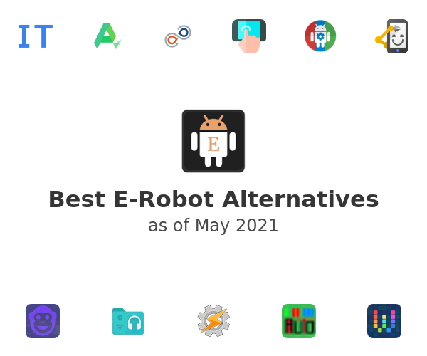 Best E-Robot Alternatives