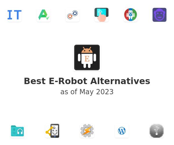 Best E-Robot Alternatives