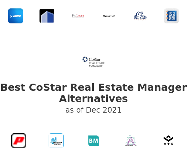 Best CoStar Real Estate Manager Alternatives