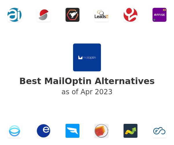 Best MailOptin Alternatives