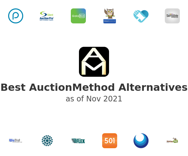Best AuctionMethod Alternatives