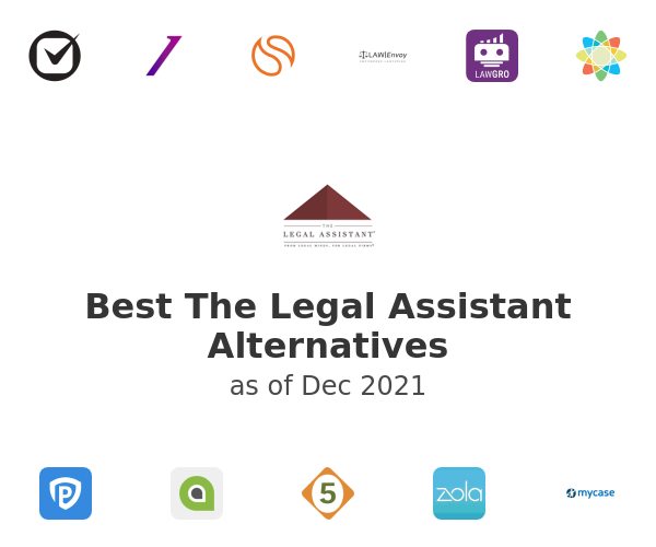 Best The Legal Assistant Alternatives