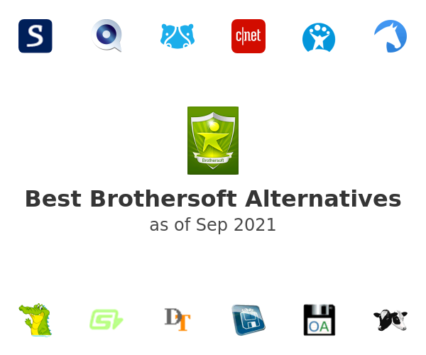 Best Brothersoft Alternatives