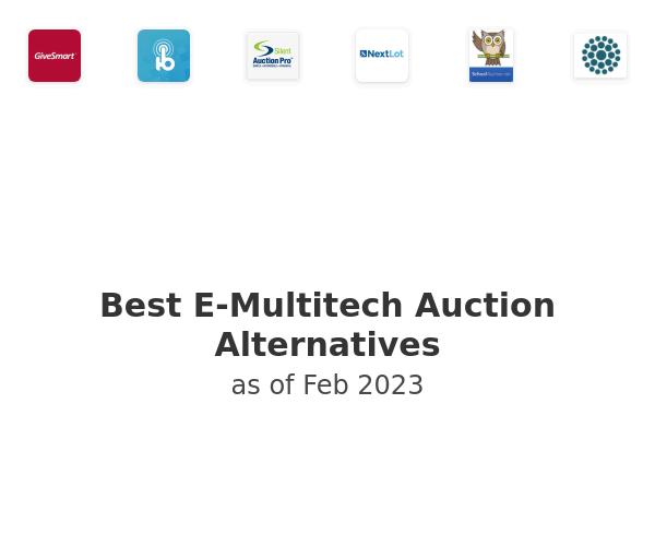 Best E-Multitech Auction Alternatives