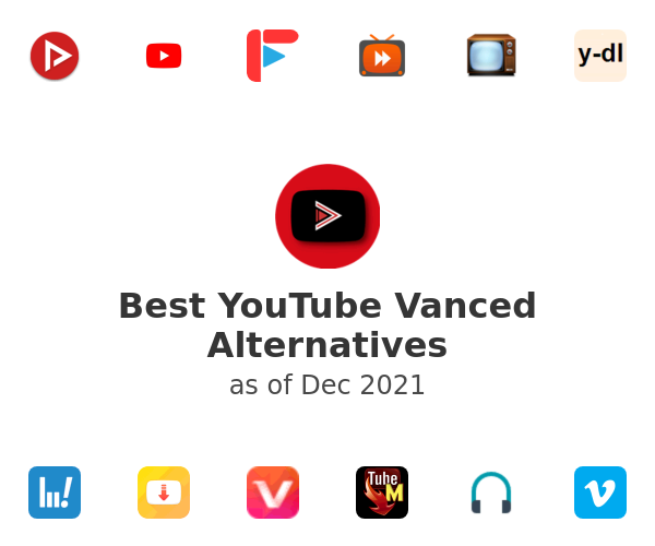 Best YouTube Vanced Alternatives