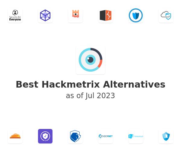 Best Hackmetrix Alternatives