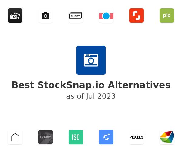 Best StockSnap.io Alternatives