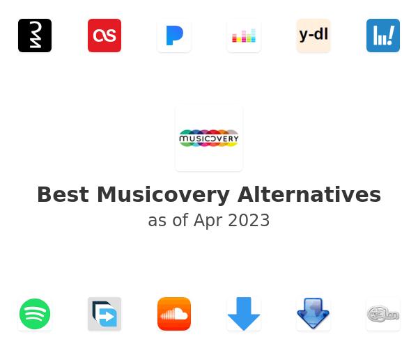 Best Musicovery Alternatives