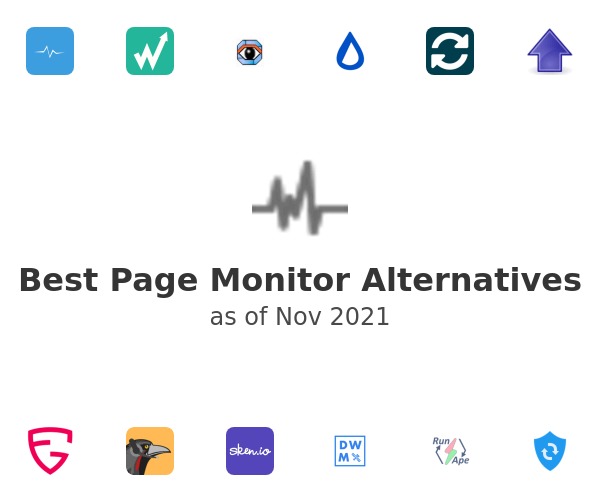 Best Page Monitor Alternatives