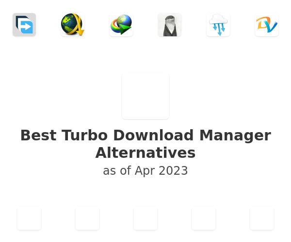 Best Turbo Download Manager Alternatives