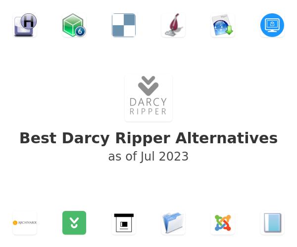 Best Darcy Ripper Alternatives