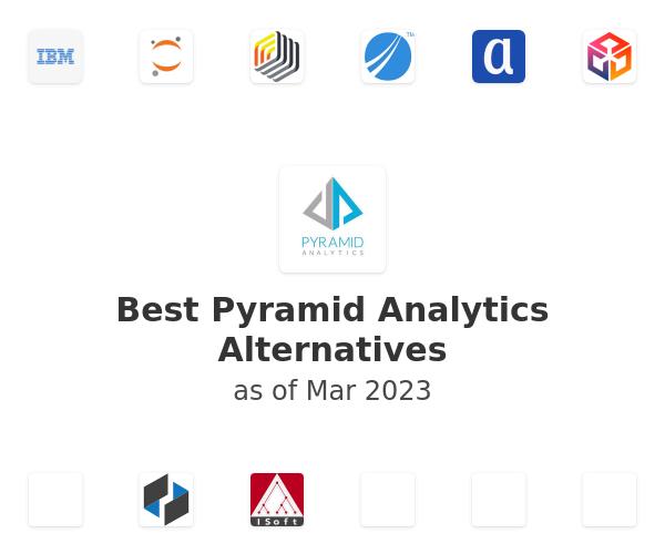 Best Pyramid Analytics Alternatives