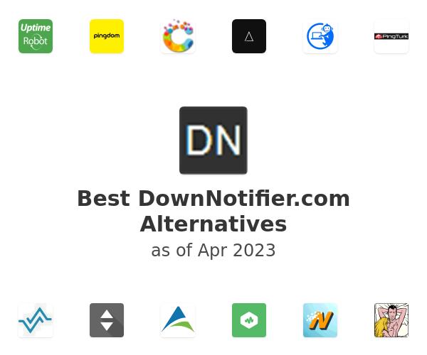 Best DownNotifier.com Alternatives