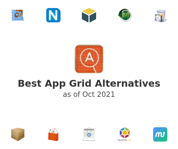 Best App Grid Alternatives