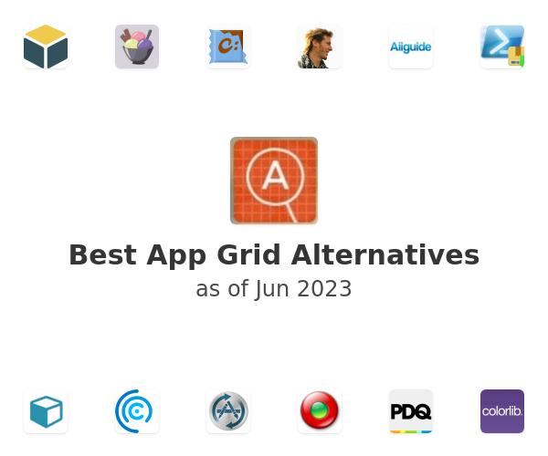 Best App Grid Alternatives