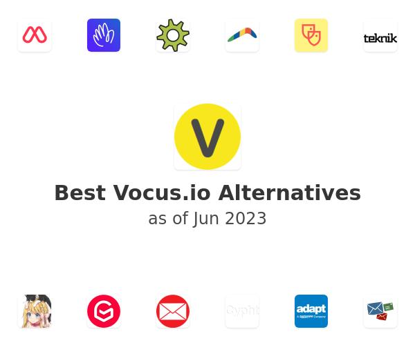 Best Vocus.io Alternatives