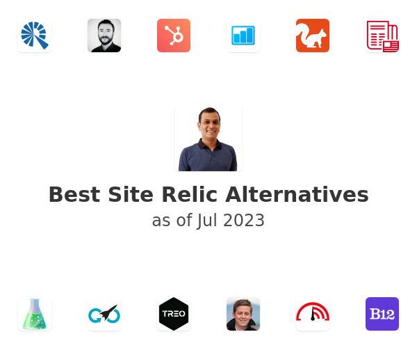 Best Site Relic Alternatives