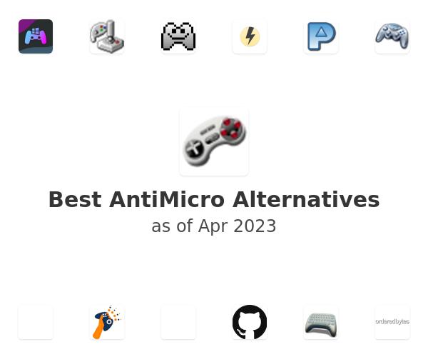 Best AntiMicro Alternatives