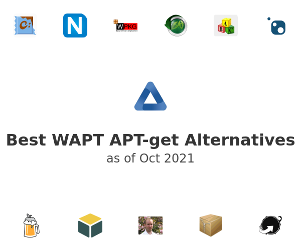 Best WAPT APT-get Alternatives