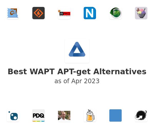 Best WAPT APT-get Alternatives