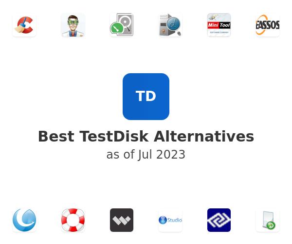 Best TestDisk Alternatives
