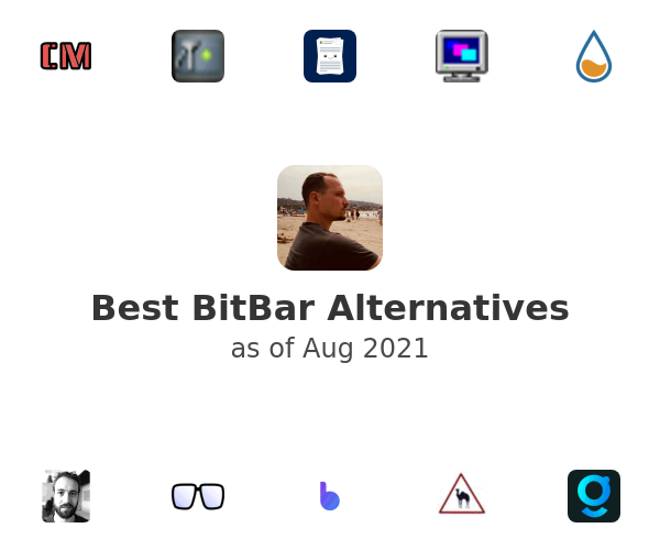 Best BitBar Alternatives