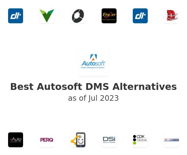 Best Autosoft DMS Alternatives