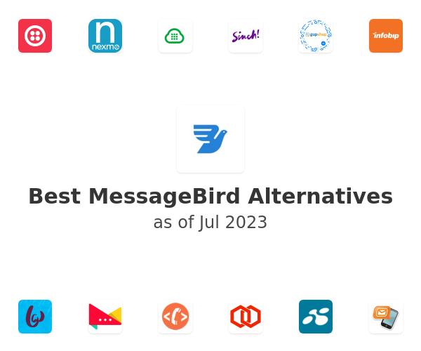Best MessageBird Alternatives