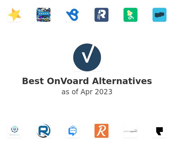 Best OnVoard Alternatives