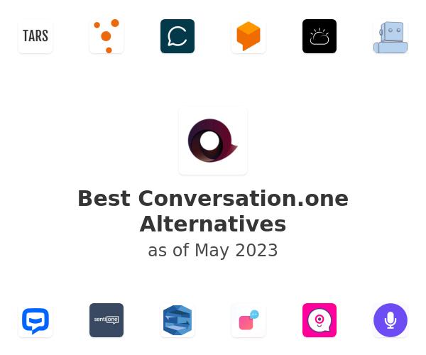 Best Conversation.one Alternatives