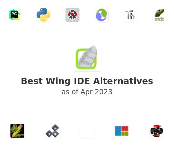 Best Wing IDE Alternatives