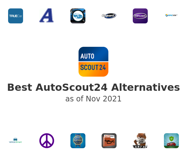 Best AutoScout24 Alternatives