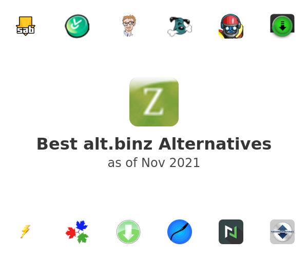 Best alt.binz Alternatives