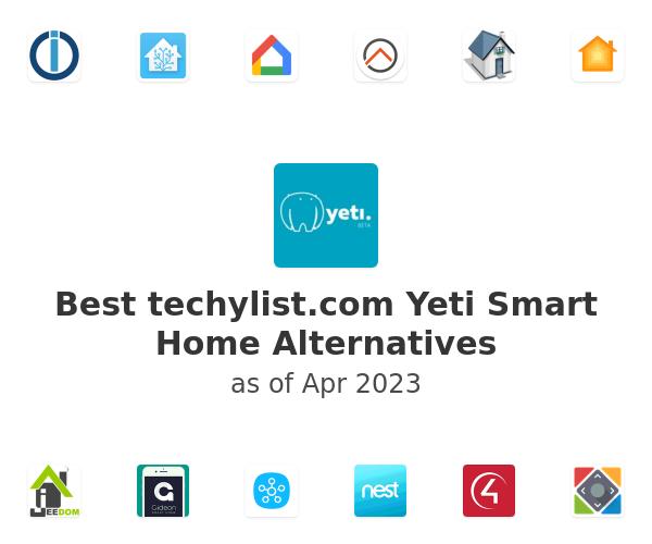 Best techylist.com Yeti Smart Home Alternatives