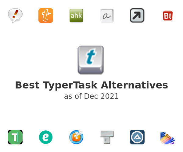 Best TyperTask Alternatives