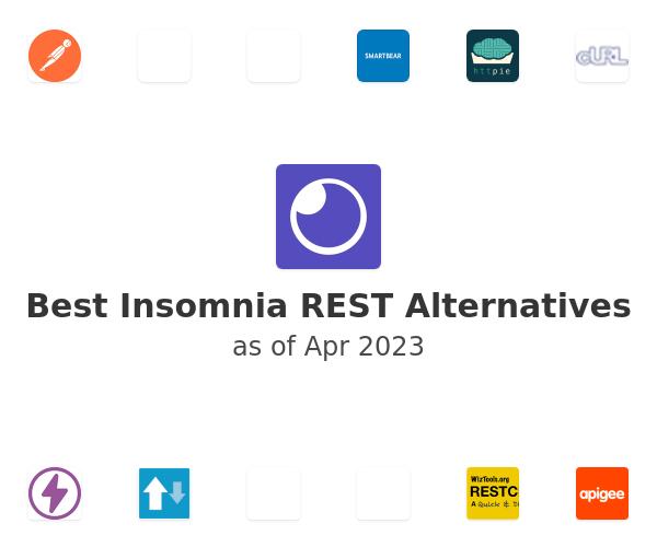Best Insomnia REST Alternatives