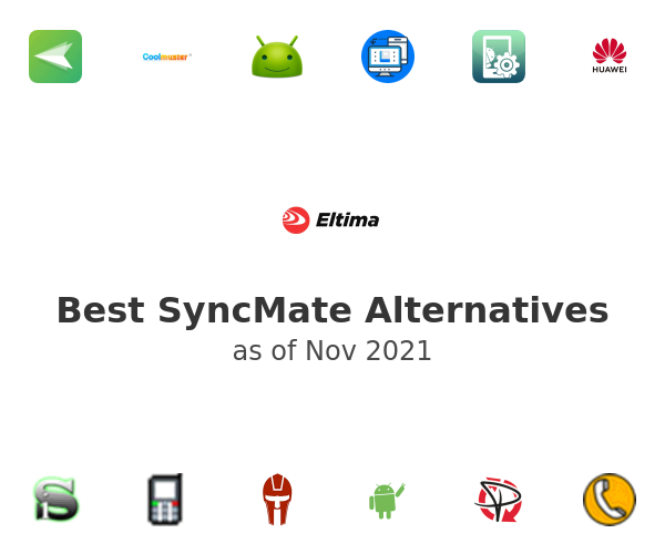 Best SyncMate Alternatives