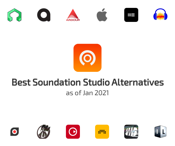 Best Soundation Studio Alternatives