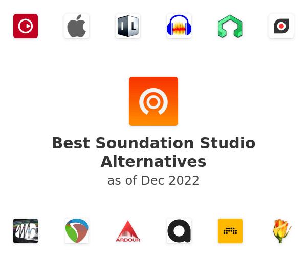 Best Soundation Studio Alternatives