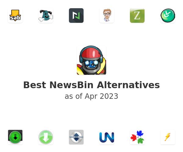 Best NewsBin Alternatives