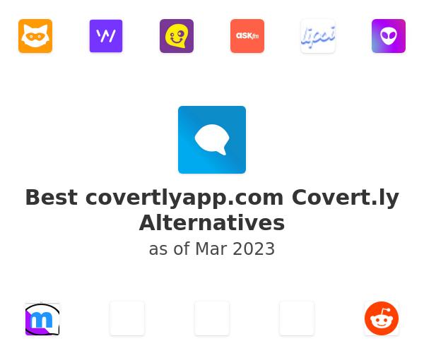 Best Covert.ly Alternatives