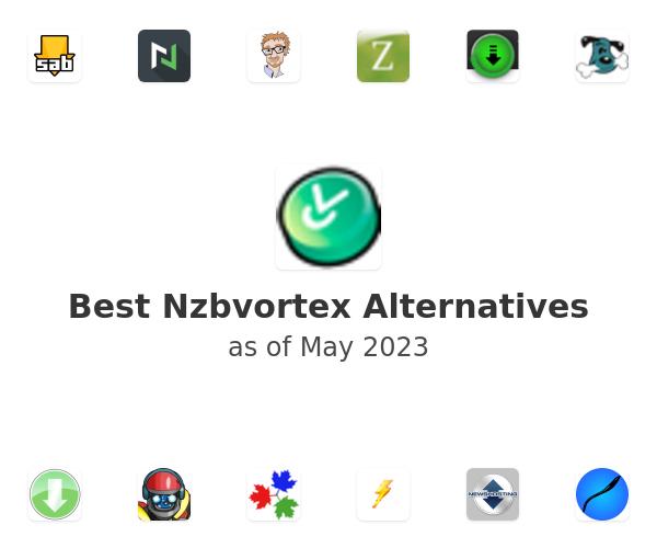 Best Nzbvortex Alternatives