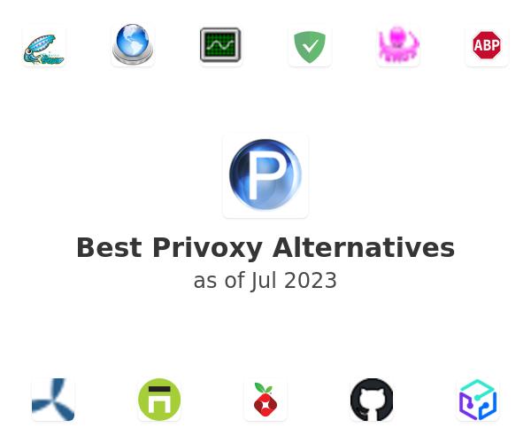 Best Privoxy Alternatives