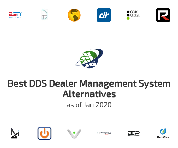 Best DDS Dealer Management System Alternatives