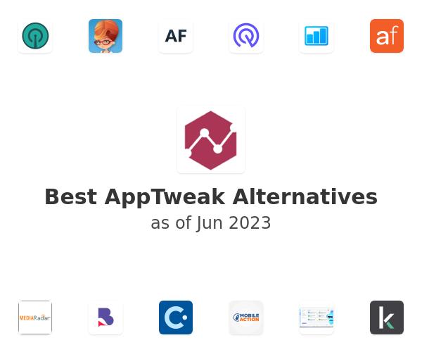 Best AppTweak Alternatives